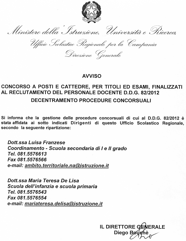 Csa Napoli Calendario Scolastico Regionale.Comunicazioni Dall Usp