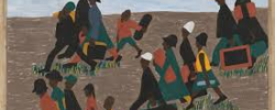 Migration Series Jacob Lawrence